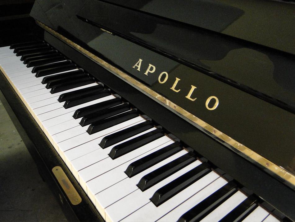 Apollo USED Upright Piano