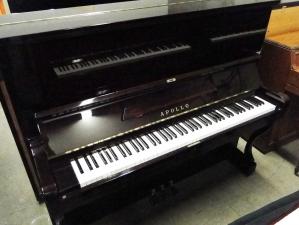 Apollo Burgundy Piano