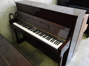 IBACH used upright piano
