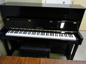 Silberman upright piano