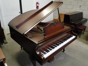 Steinert Grand Piano