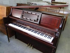 Used Upright Wesberg piano