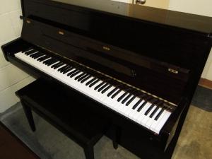 Used Weber Upright Piano 12