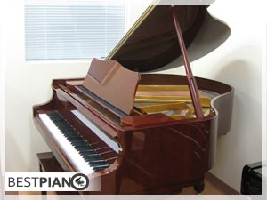 Steigerman new piano