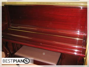 new piano Silbermann upright