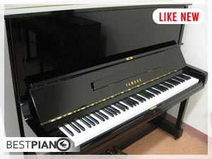 Yamaha U3 Like new piano