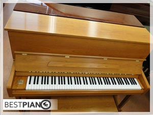 new piano Hoffmann and Kuhne
