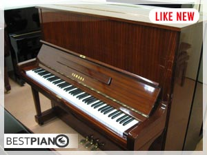 Yamaha U3 piano like new