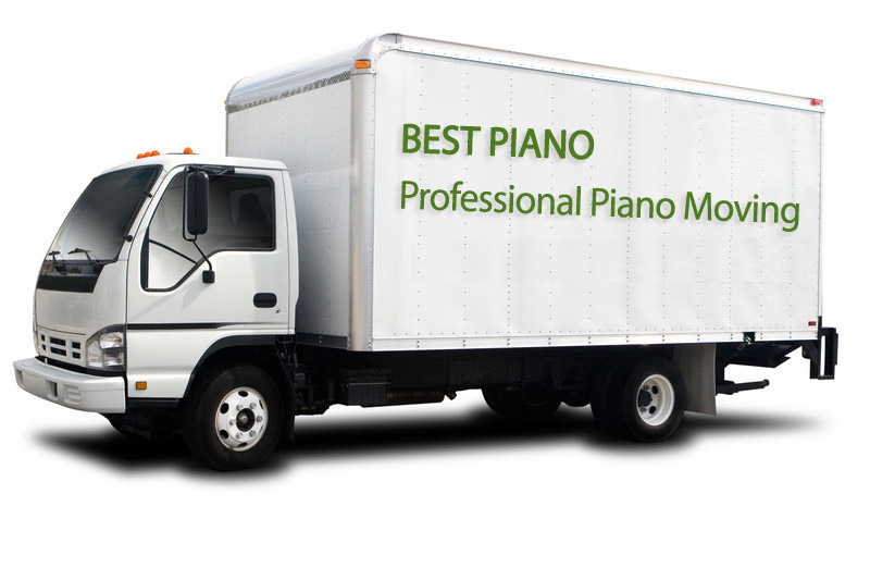 Piano Moving in the GTA